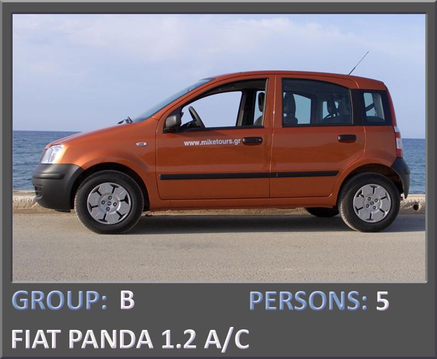 B-FIAT PANDA