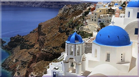 santorini daily trip from crete